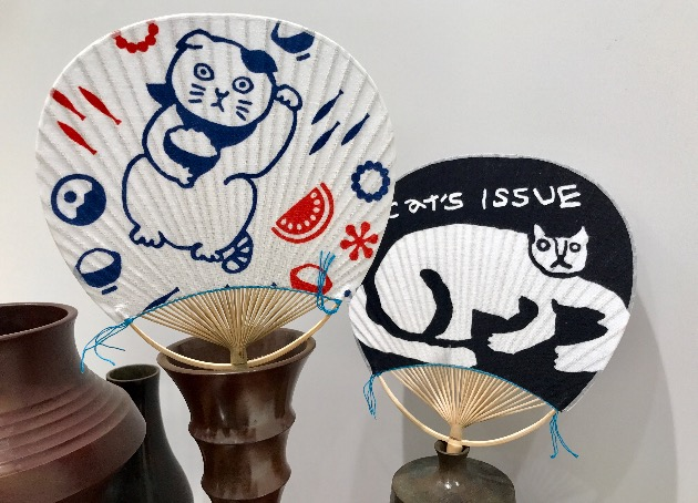 "Cat´s ISSUE ""ネコ祭り""@BEAMS JAPAN more!"