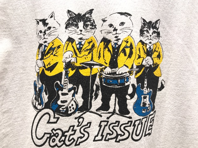 "Cat´s ISSUE ""ネコ祭り""@BEAMS JAPAN~FINAL"