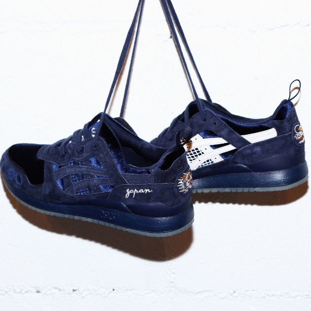 ASICSTIGER×BEAMS×mita sneakers