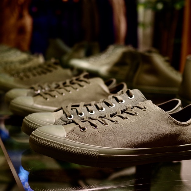 CONVERSE×ENGINEERED GARMENTS×BEAMS PLUS / 別注 ALL STAR