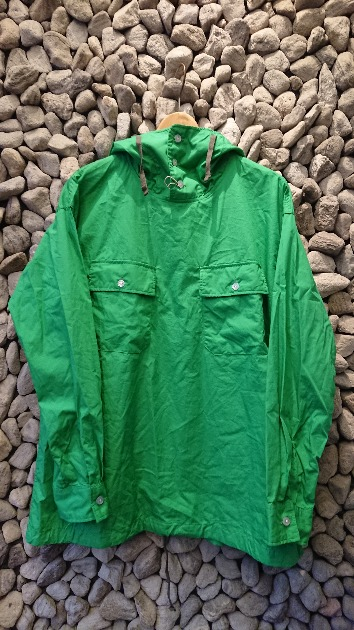 【ENGINEERED GARMENTS】cagoule shirts superfine poplin