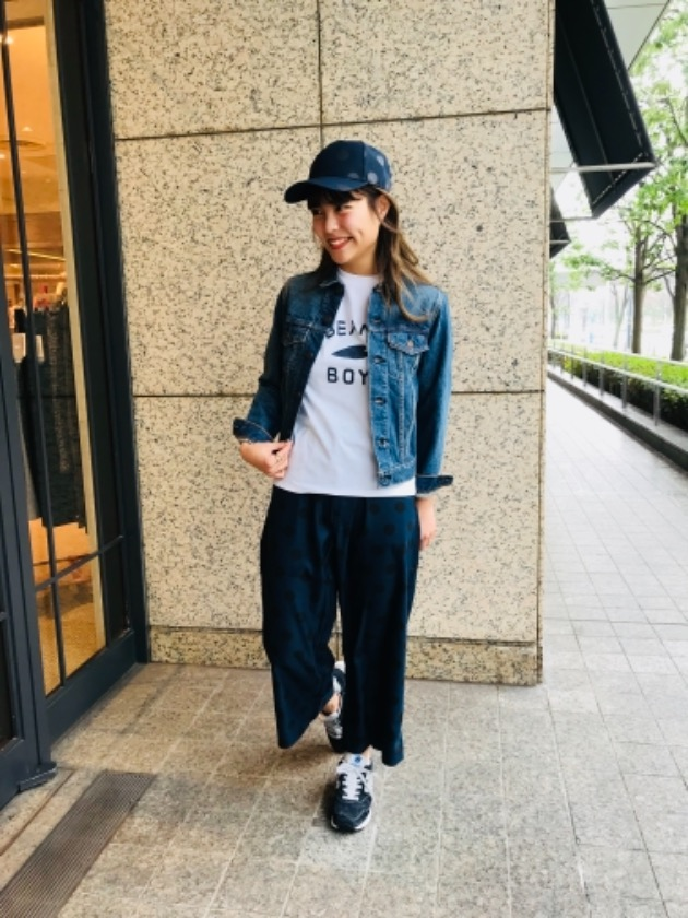 NEW BALANCE×BEAMS BOY