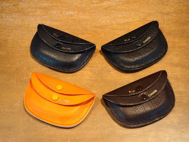 【NEW ARRAIVAL】KAPTAIN SUNSHINE×PORTER ROUND WALLET