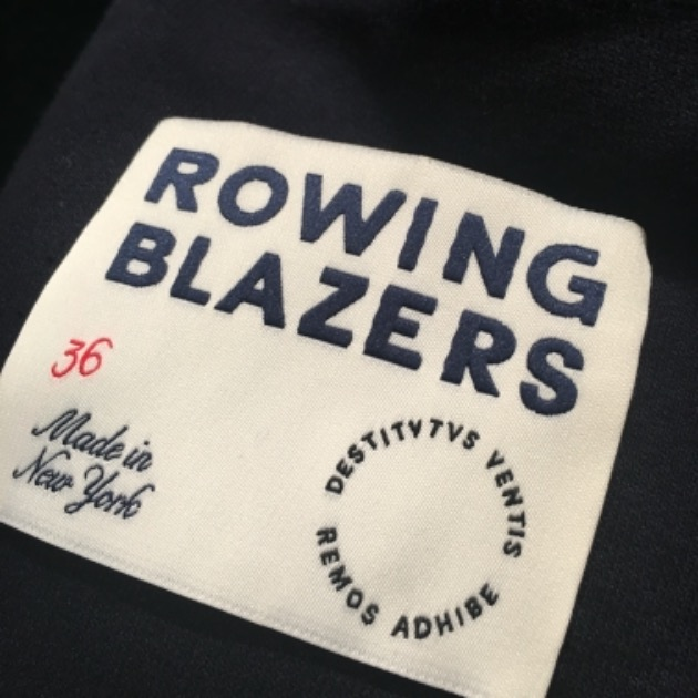ROWING BLAZERSとBEAMS PLUS