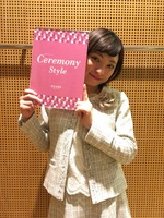 「Ceremony&Business Style Collection」2