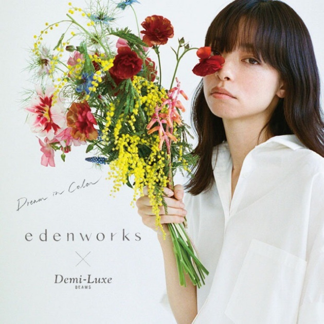 <edenworks×Demi-Luxe BEAMS>Dream in Color