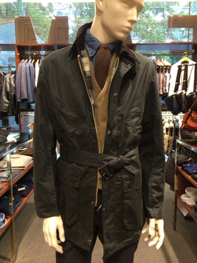 Barbour Beams F F Beams