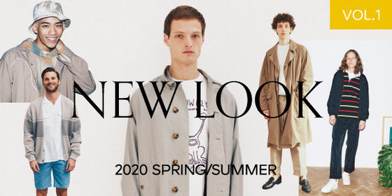 MY OWN NEW LOOK VOL.1 for MEN | BEAMS 2020 SPRING /  SUMMER