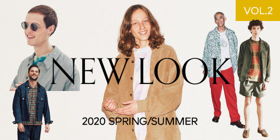 MY OWN NEW LOOK VOL.2 for MEN | BEAMS 2020 SPRING /  SUMMER