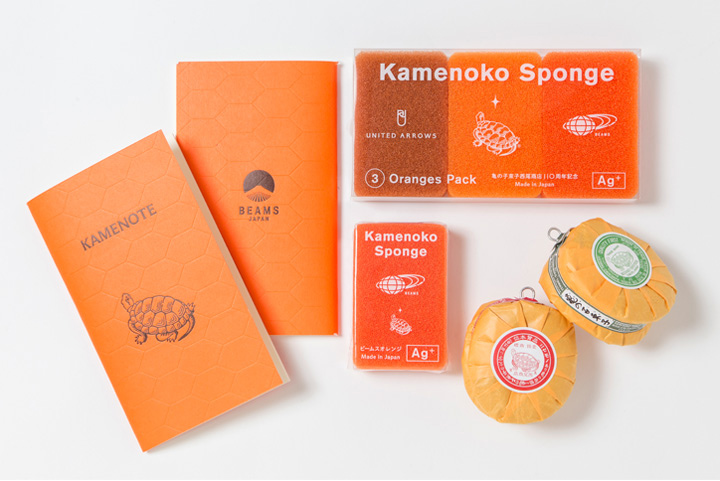 Pop-up store celebrating 110 years of Kamenoko-tawashi