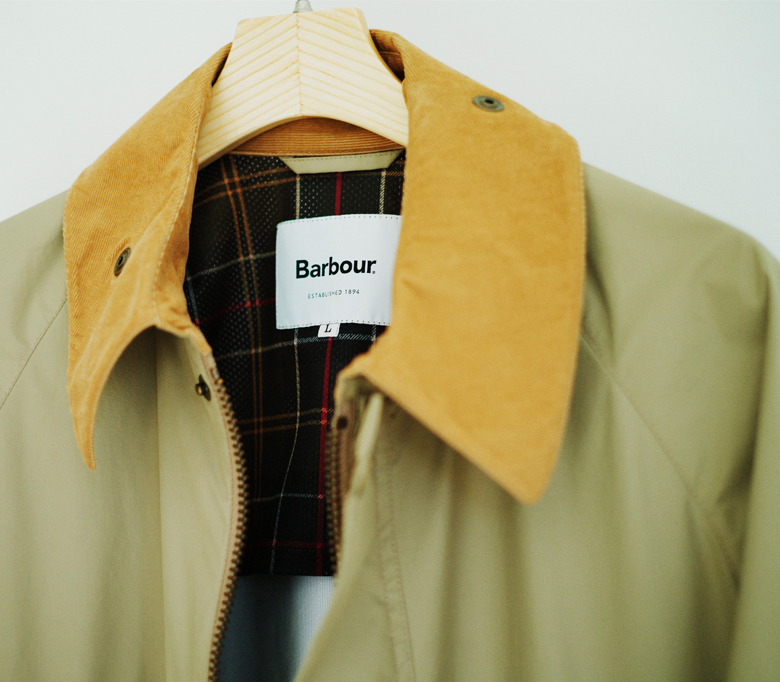 BARBOUR x BEAMS PLUS recreate the masterpiece of a jacket