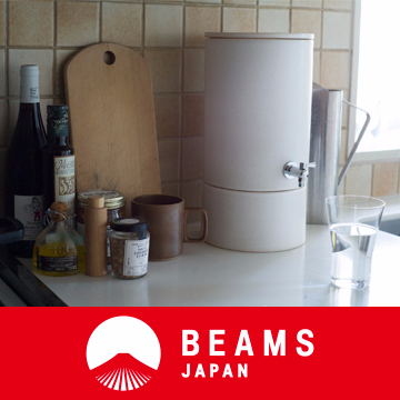 「Cleansui Knows Japanese Crafts Vol.01 Shigaraki」のポップアップショップがBEAMS JAPANにオープン