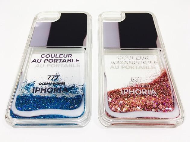 2f5af4dbda <IPHORIA>リキッドネイルカラー:PINK、BLUE サイズ:iphone7用価格:¥7,700+税商品番号:61-65-0271-871