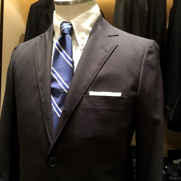 BEAMS PLUS NAVY SUITS