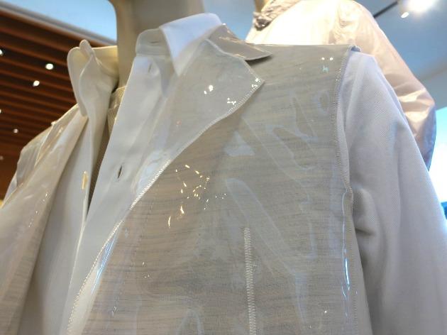 a134a32a0d788b CLASSのデザイナー堀切氏はモード史に非常に造詣が深く、過去の優れたファッションをリスペクトし、オマージュを捧げながらも、必ず「今」という時代に変換する形で  ...