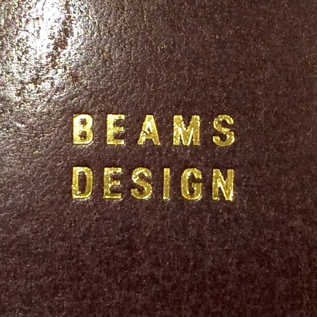 BEAMS DESIGN ! ?  and おまけ!?