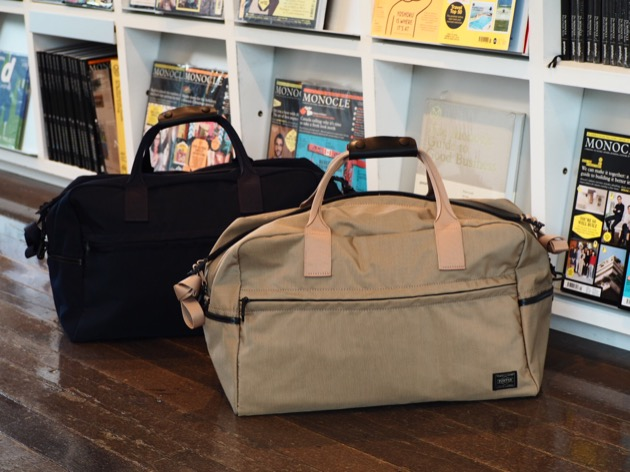 【NEW ARRAIVAL】MONOCLE×PORTER SHORT WEEKENDER