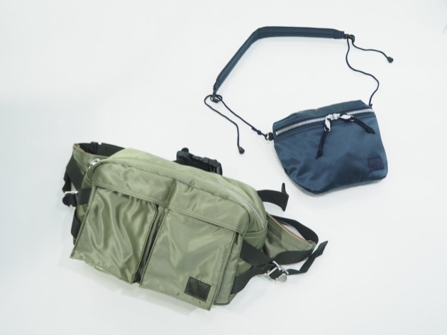 "【NEW ARRIVAL】〈BAL×PORTER〉""FLGHT NYLON 2WAY SACOCHE、FLGHT NYLON WAIST BAG"""