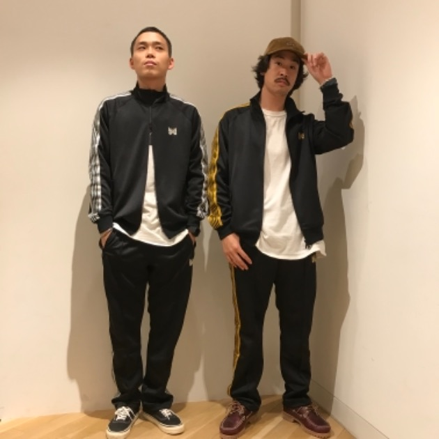 Needles × BEAMS 。10/13  発売!!