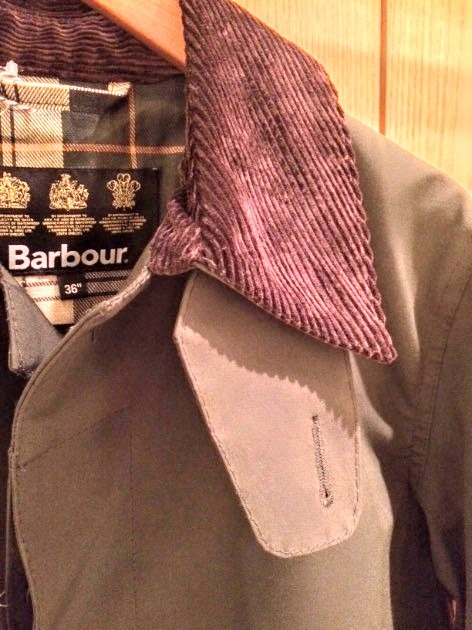 'Barbour'から新作別注登場!!