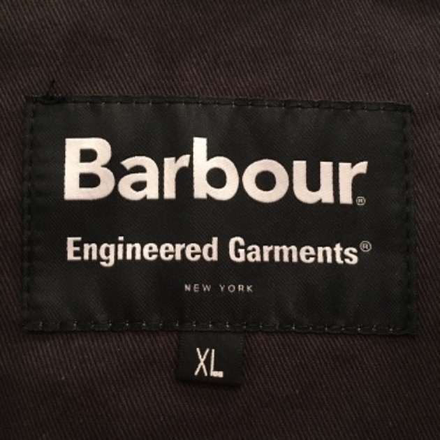 Barbour ×  Engineered Garments ②