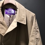 THE NORTH FACE PURPLE LABEL ×BEAMS