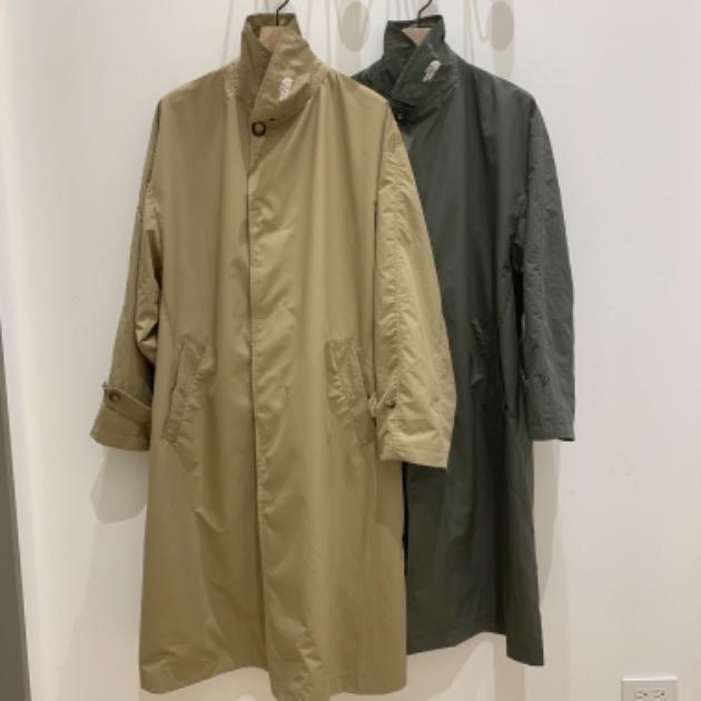 ノース フェイス ステン カラー コート