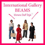 Staff Style ーInternational Gallery BEAMS Womensー