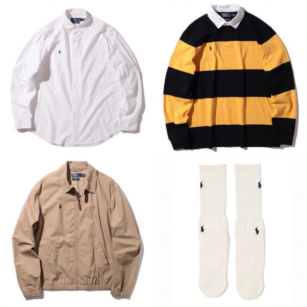 予約解禁!『POLO RALPH LAUREN for BEAMS』
