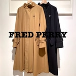 <FRED PERRY>ハンサムコート!