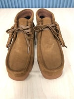 本日発売!Clarks × BEAMS BOY / 別注 Wallabee Boot GTX