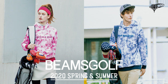 BEAMS GOLF 2020 SPRING & SUMMER COLLECTION