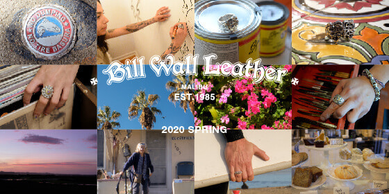 Bill Wall Leather 2020 SPRING