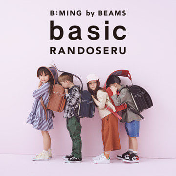 basic RANDOSERU|B:MING by BEAMS
