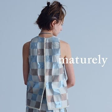 maturely | 2021 SPRING/SUMMER COLLECTION VOL.2