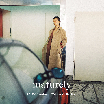 <maturely>2017-18 Autumn/Winter Collection