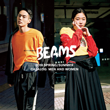BEAMS 2018 Spring / Summer Collection