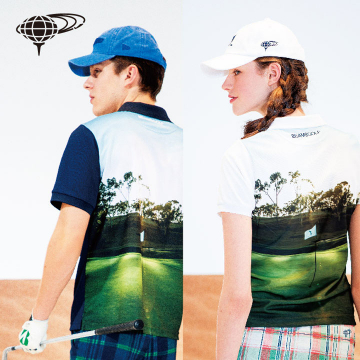 「GOLF COURSE LINK WEAR」 BY ORANGE LABEL | BEAMS GOLF MAGAZINE