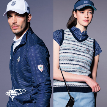 "「GOLFERS CLOSET ""molte americano style""」BY PURPLE LABEL 