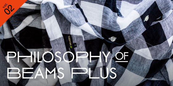 Vol.2 Open Collar Shirt | PHILOSOPHY OF BEAMS PLUS