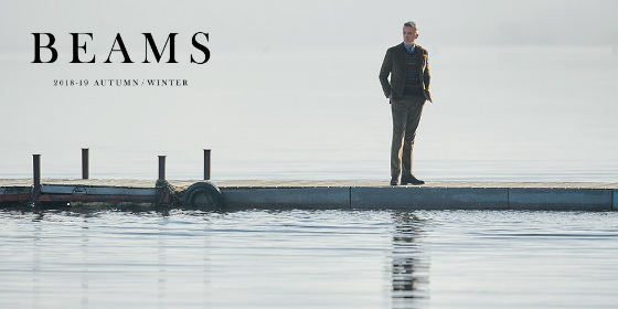 BEAMS MEN'S DRESS  2018-19 AUTUMN / WINTER