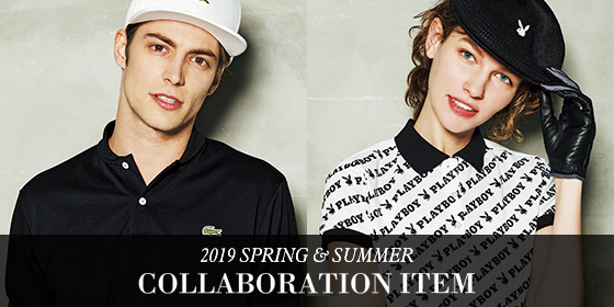BEAMS GOLF 2019 SPRING & SUMMER COLLABORATION ITEM| BEAMS GOLF MAGAZINE
