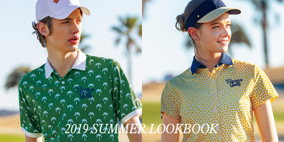 BEAMS GOLF 2019 SUMMER LOOKBOOK | BEAMS GOLF MAGAZINE