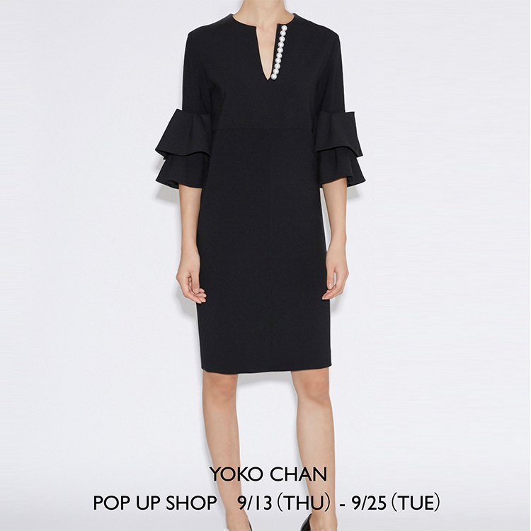 YOKO CHAN pop-up store