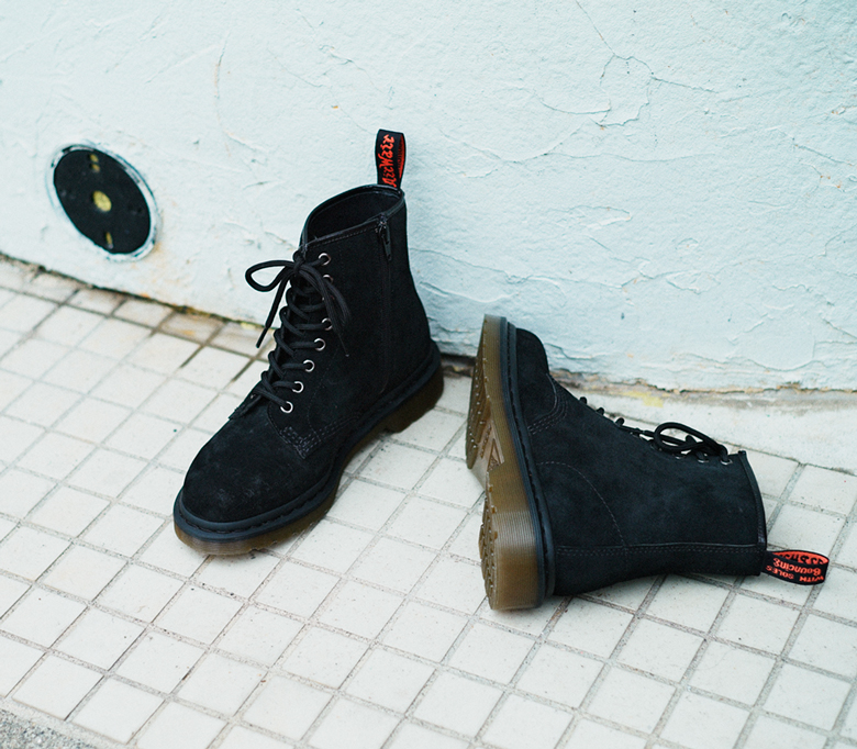 Dr.Martens × Ray BEAMS 8-eye Boots & 3-eye Shoes hit the stores