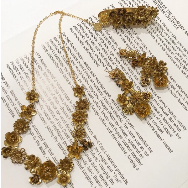 Sets Jewellery & Watches Imported From Abroad Necklace Set